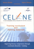 Training curriculum and training materials for Improving literacy competencies through vocational education and training